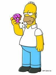 recette donuts simpson