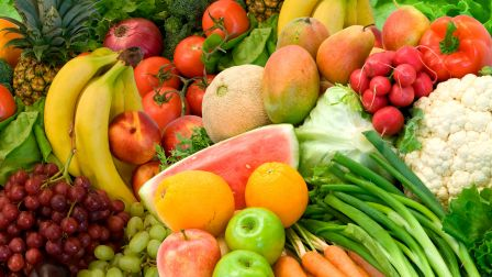 Aliments crus