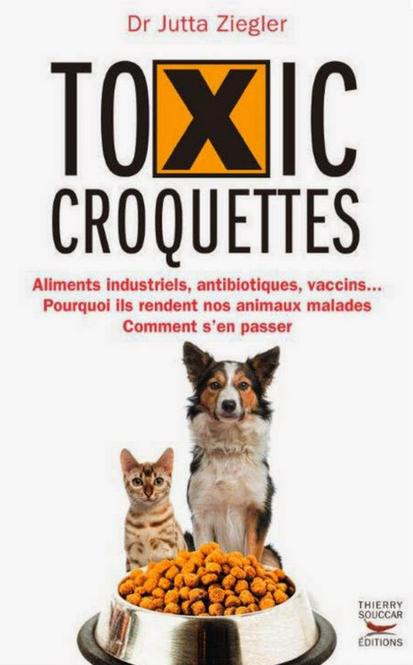 Livre toxic croquette