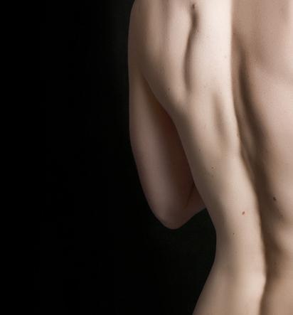 acné sur le dos