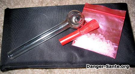drogue crystal meth métamphétamine