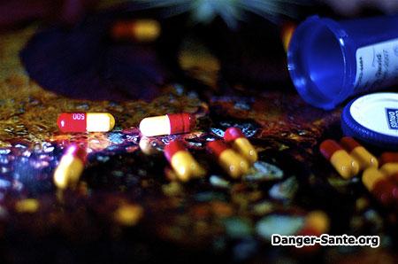 des drogues interdites