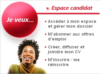 espace candidat