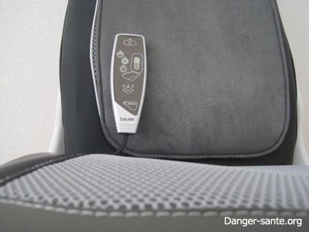 accessoire de massage pour fauteuil