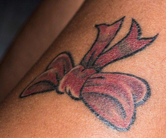 Tatouage en couleur