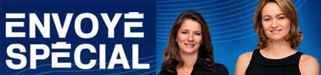 Envoyé Spécial Ondes France2 logo