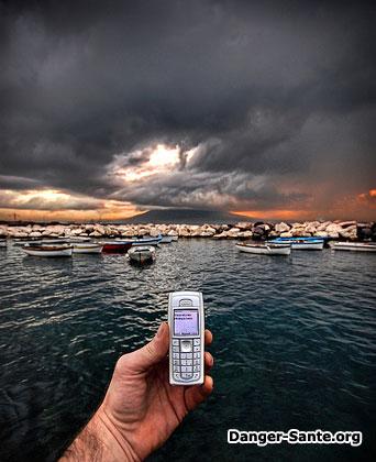 danger du téléphone gsm