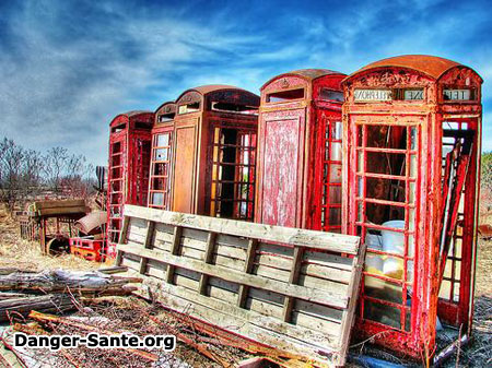 cabines telephoniques telephoner