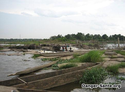 photos séjour rd-congo afrique
