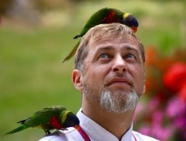Yvan Dresseur d'oiseaux