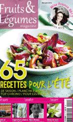 magazine fruits et légumes
