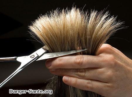 implants capillaires pour cheveux
