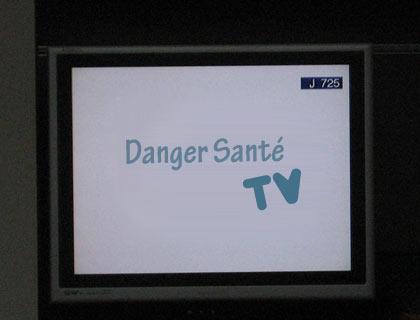 yeux ondes tv télévision santé
