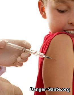 image photo vaccin contre la grippe