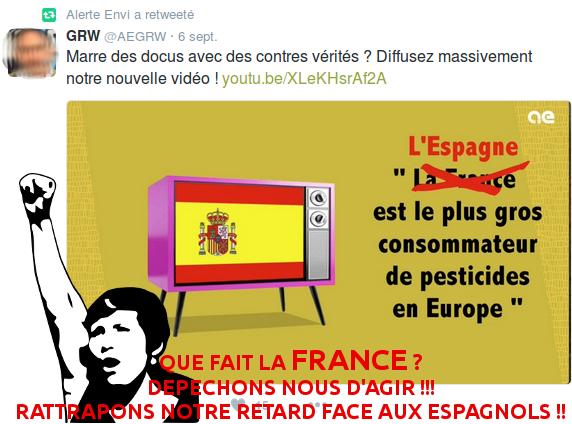 Que fait la France ???